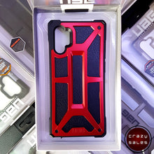 UAG Monarch Case CRIMSON RED for Galaxy Note 10 Plus