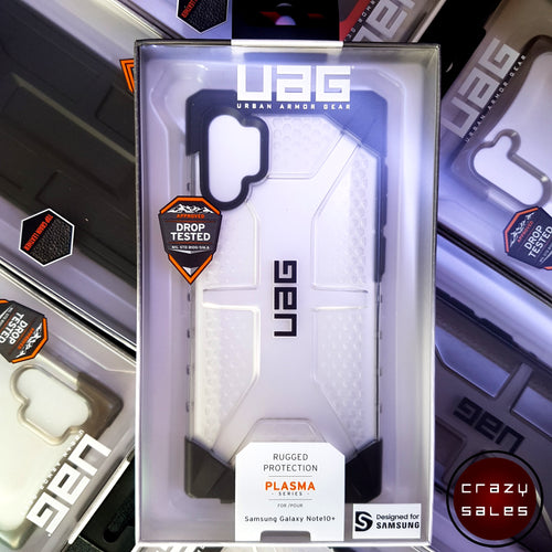 UAG Plasma Case ICE for Galaxy Note 10 Plus