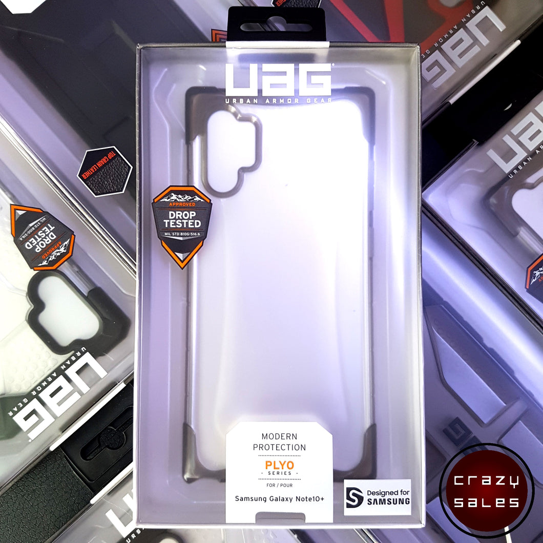 UAG Plyo Case ICE for Galaxy Note 10 Plus