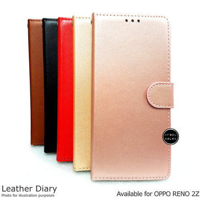 KERMAX Leather Diary for Oppo Reno 2Z