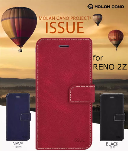 Molan Cano Issue Diary Case for Oppo Reno 2Z