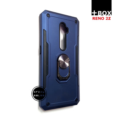 T-BOX Case NAVY for OPPO Reno 2Z