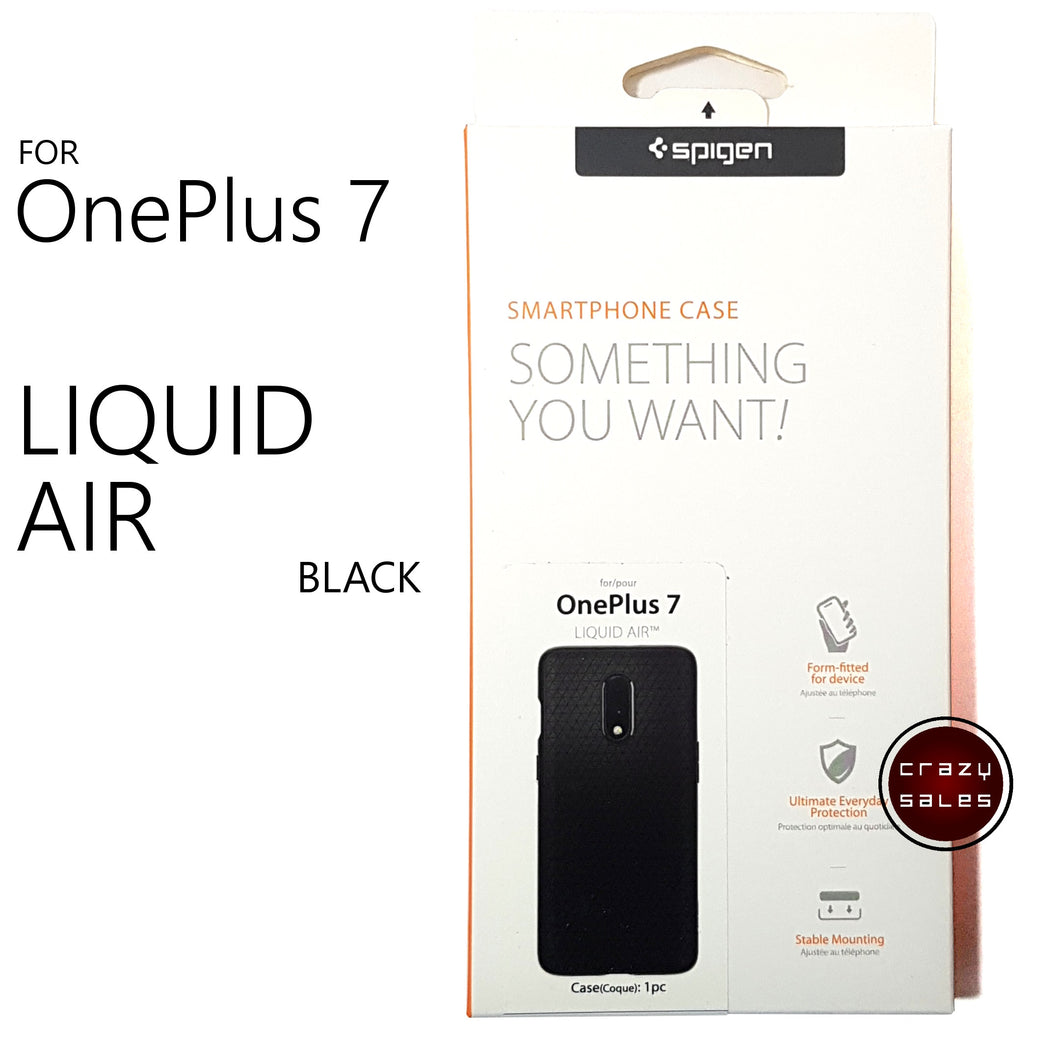 Spigen Liquid Air Case for OnePlus 7