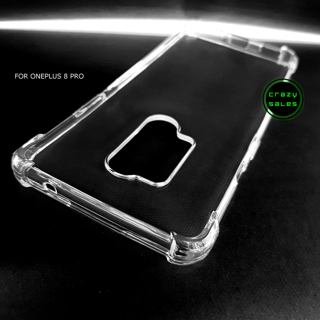 Bumper Air EX Crystal Clear Case for OnePlus 8 Pro