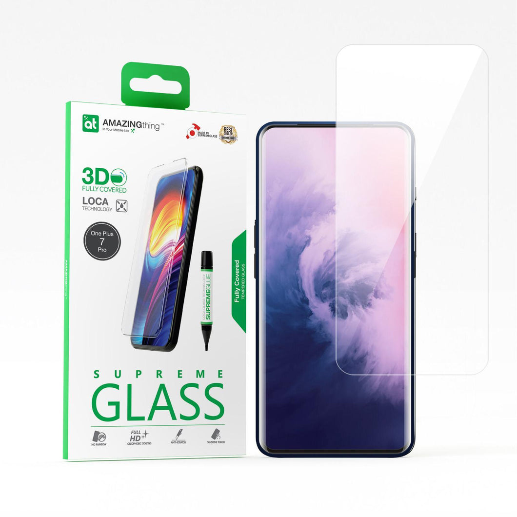 AMAZINGthing LOCA Glass for OnePlus 7T Pro / 7 Pro