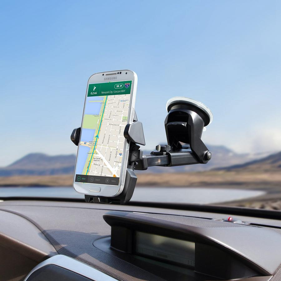 One Touch Dashboard / Windscreen Car Mount