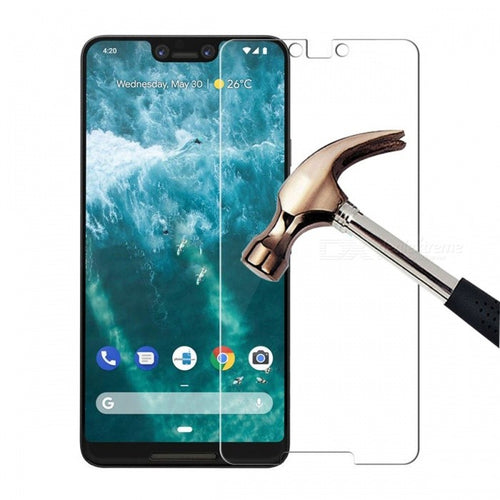 9H Clear Tempered Glass Protector for Google Pixel 3 XL