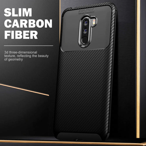 CT Armor Case V2.0 for PocoPhone Series