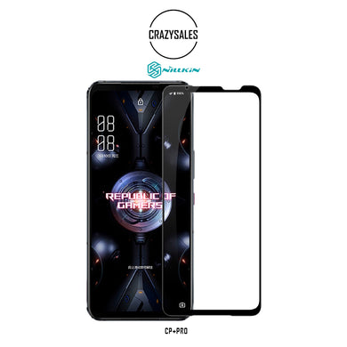 NILLKIN CP+PRO Ultra Thin Explosion-proof Tempered Glass Screen Protector for Asus ROG Phone 5