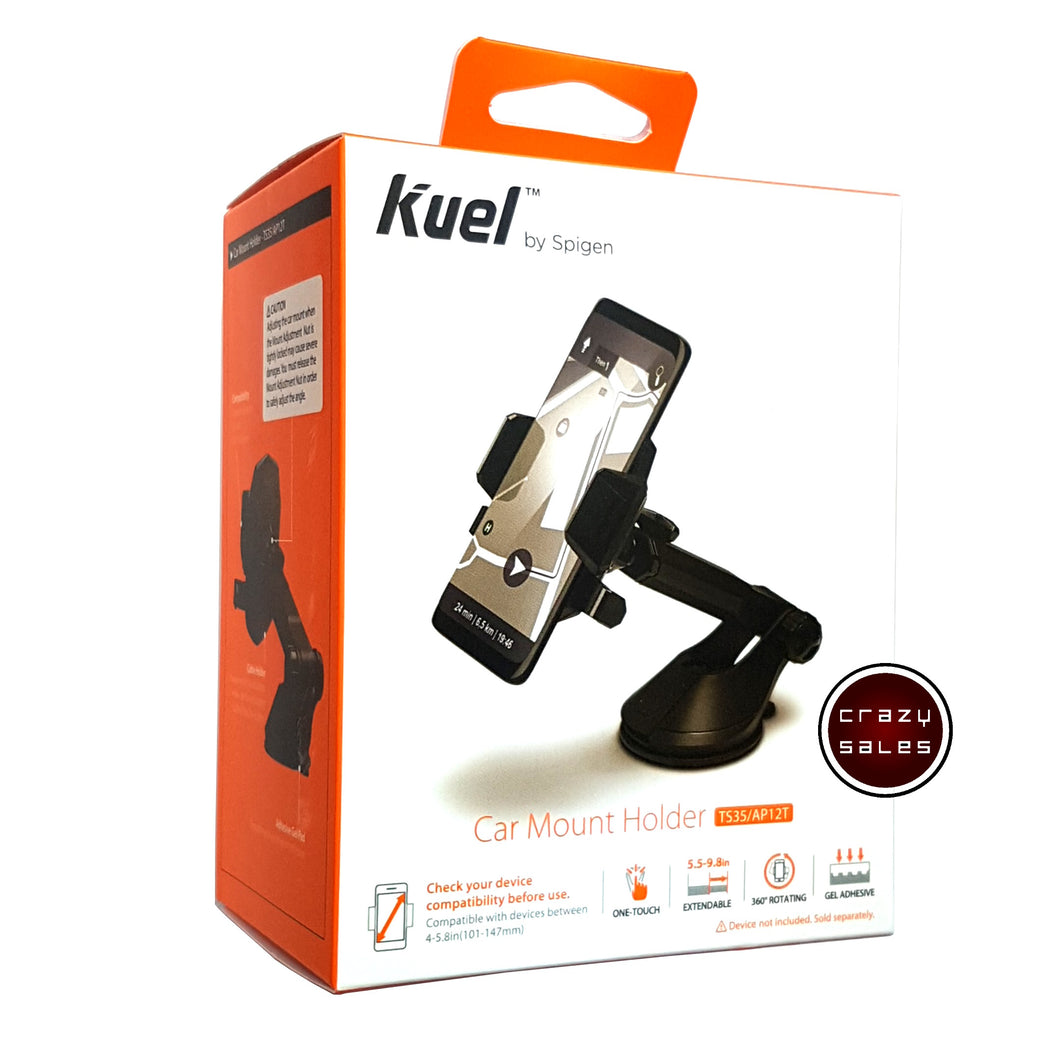 Spigen Kuel TS35 / AP12T Car Mount Holder