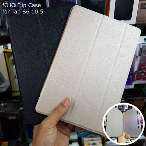 Unique Series Folio Flip Case for Galaxy Tab Series