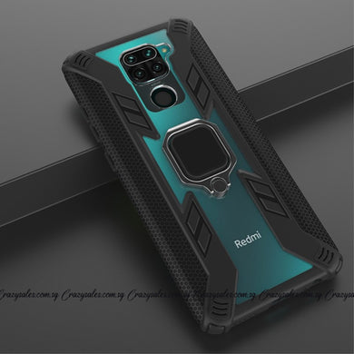 Xrystal Armor SR for BLACK for Xiaomi Redmi Note 9
