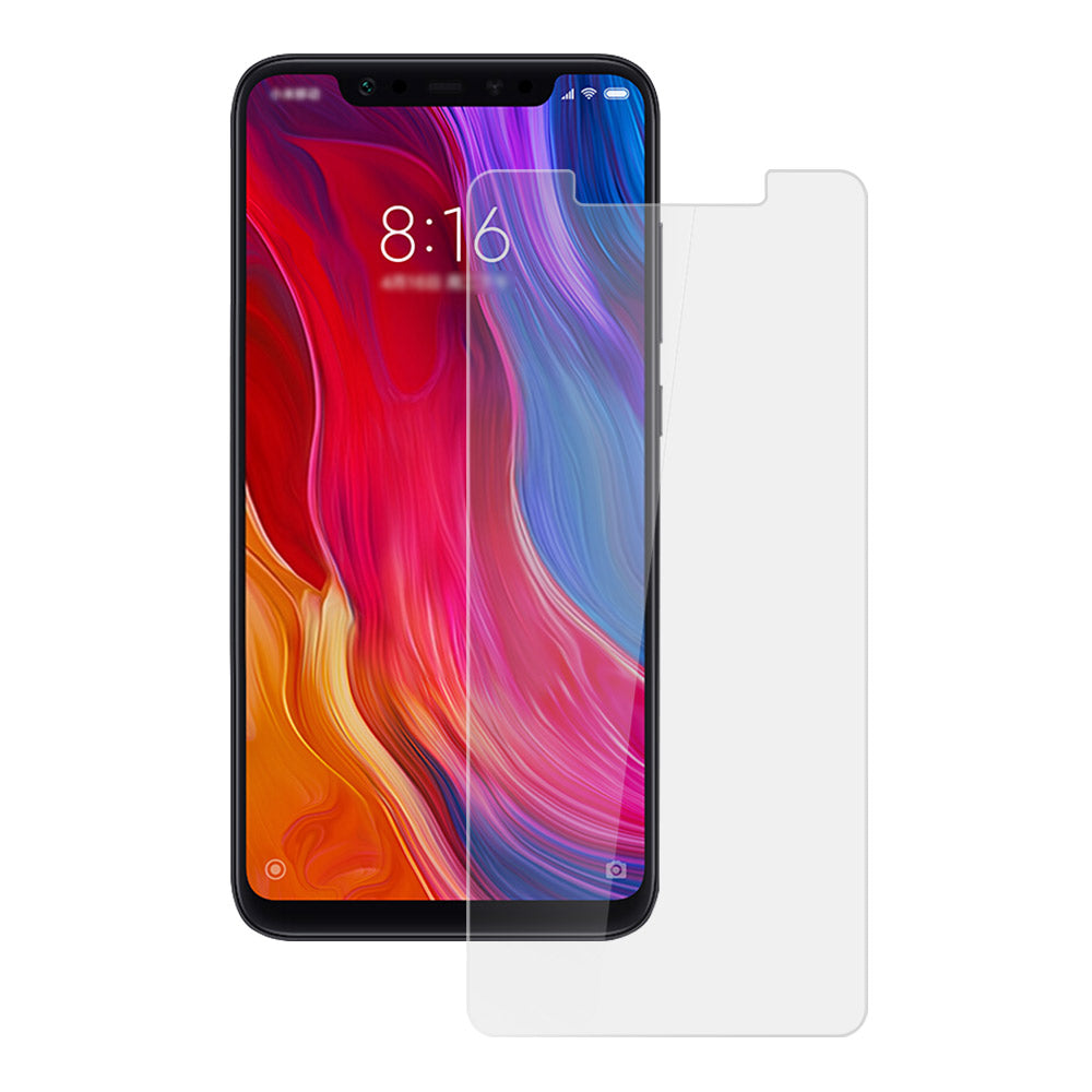 9H Clear Tempered Glass Protector for Xiaomi Mi 8