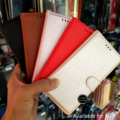 KERMAX Leather Diary for Xiaomi Mi 9