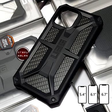 UAG Monarch Series Case CARBON FIBER for iPhone 12 / Mini / Pro / Pro Max