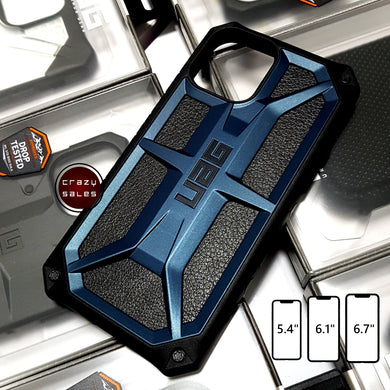 UAG Monarch Series Case MALLARD for iPhone 12 / Mini / Pro / Pro Max