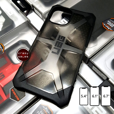 UAG Plasma Series Case ASH for iPhone 12 / Mini / Pro / Pro Max