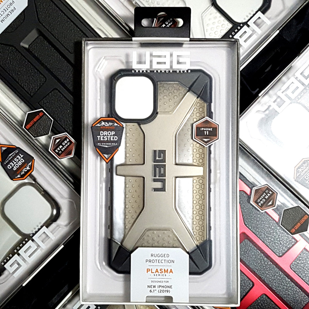 UAG Plasma Case ASH for iPhone 11