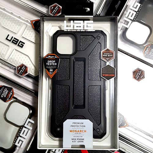 UAG Monarch Case BLACK for iPhone 11 Pro Max