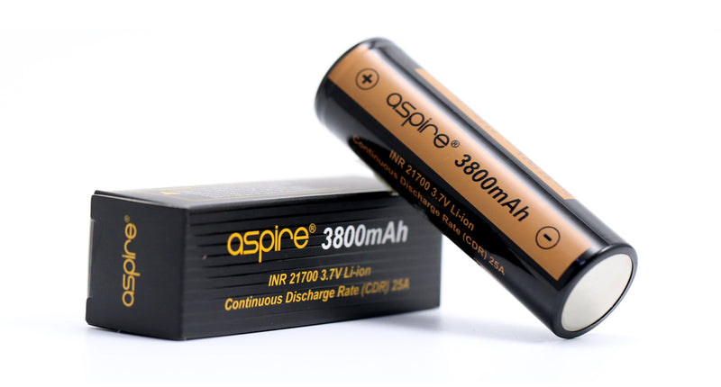 Aspire 21700 Battery (3800mAh)