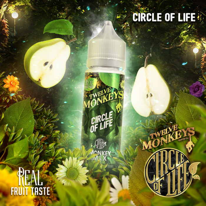 **New Flavour** Circle of Life - Twelve Monkeys