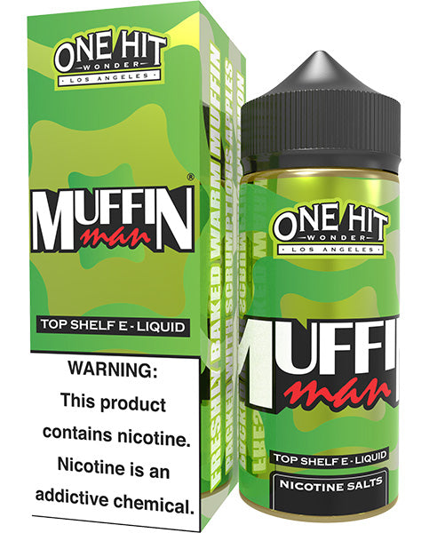 Muffin Man By One Hit Wonder 100ml Shortfill