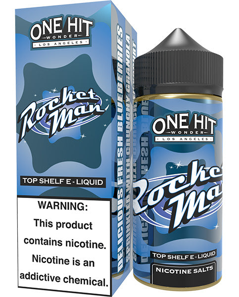 Rocket Man By One Hit Wonder 100ml Shortfill