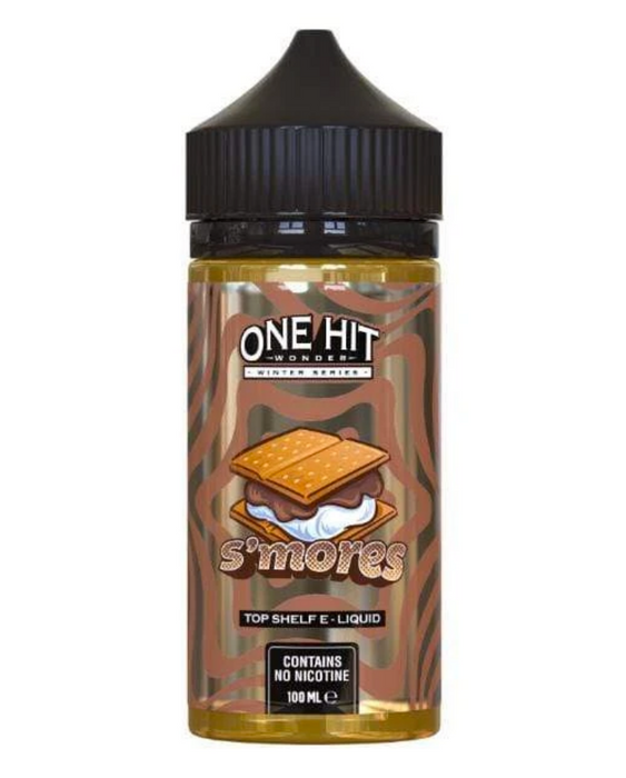 Smores By One Hit Wonder 100ml Shortfill