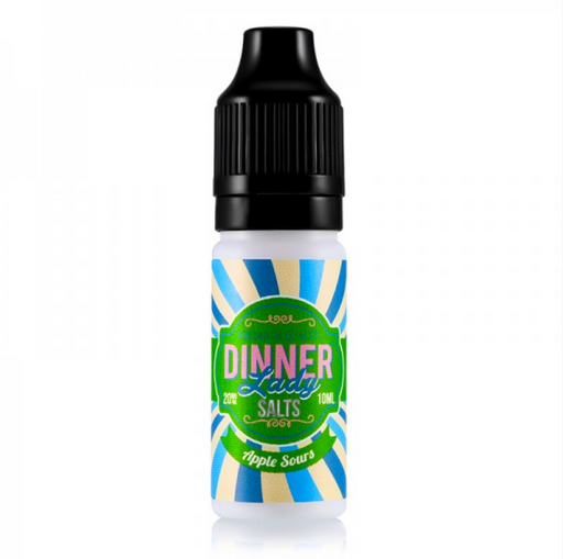 Apple Sours By Dinner Lady Salts 10ml (10mg)