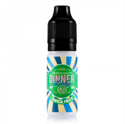 Tropical Fruits By Dinner Lady Salts 10ml (10mg)