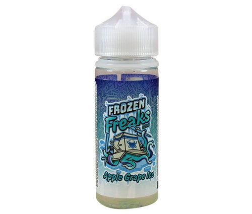 Frozen Freaks - Apple & Grape Ice - 100ml Shortfill