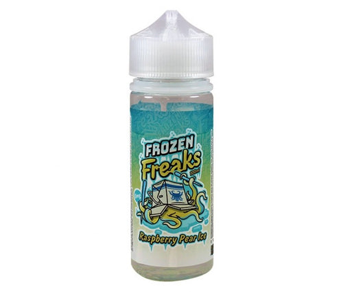 Frozen Freaks - Raspberry & Pear Ice - 100ml Shortfill