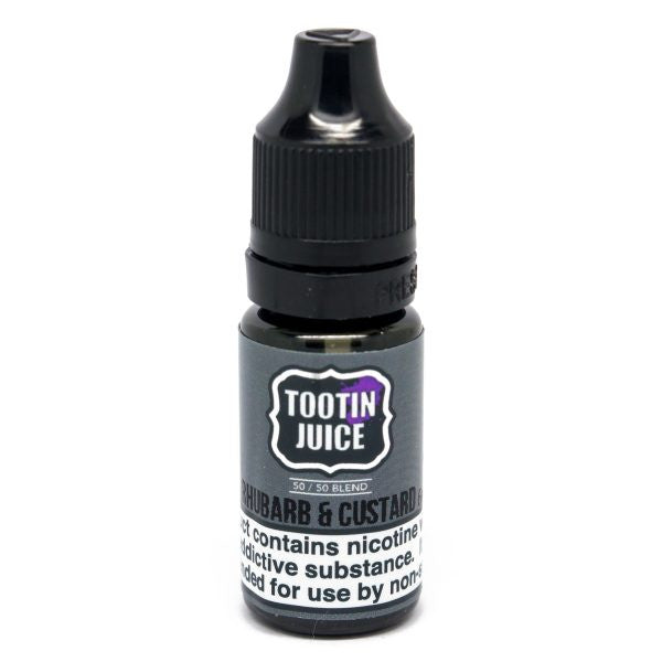 Rhubarb & Custard 10ml - Tootin Juice