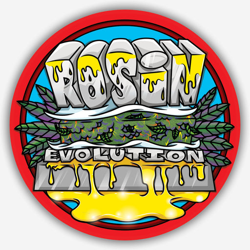 Rosin Smash Sticker