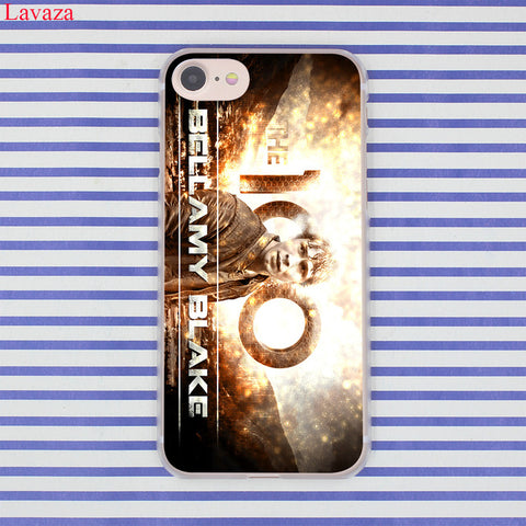 TV Show The 100 The Hundred Hard Coque Shell Phone Case for Apple