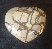 Septarian Stone Heart - Bowl, Septarian, - Goddess Stone