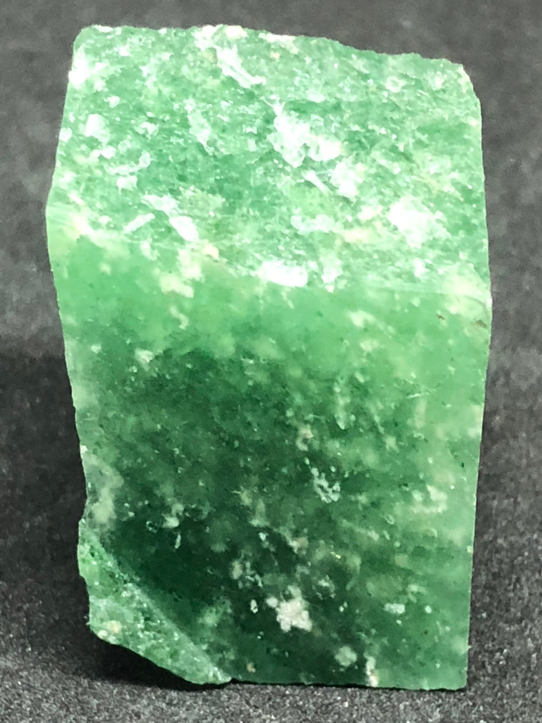 Green Aventurine Rough, Pyramid, - Goddess Stone