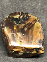 Amber RED Sumatra Indonesian Amber HAND POLISHED, Amber, - Goddess Stone