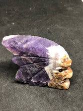 Dream Amethyst Indian, Carvings, - Goddess Stone