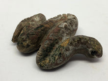 Agate Snake Hand Carved, Carvings, - Goddess Stone