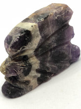 Dream Amethyst Indian Hand Carved Madagascar, Carvings, - Goddess Stone