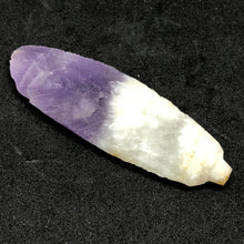 Dream Amethyst Feather Carvings hand made, Carvings, - Goddess Stone