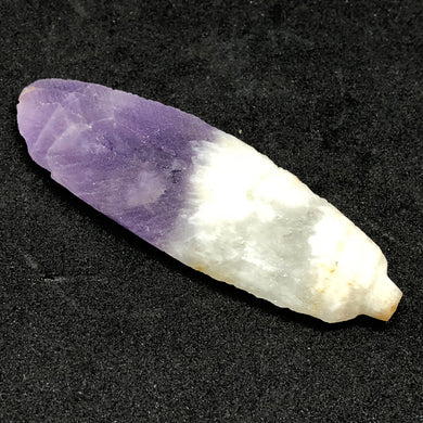 Dream Amethyst Feather Carvings hand made