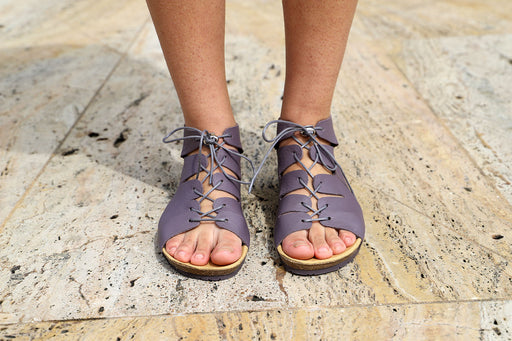 FLOW ECO lace sandals
