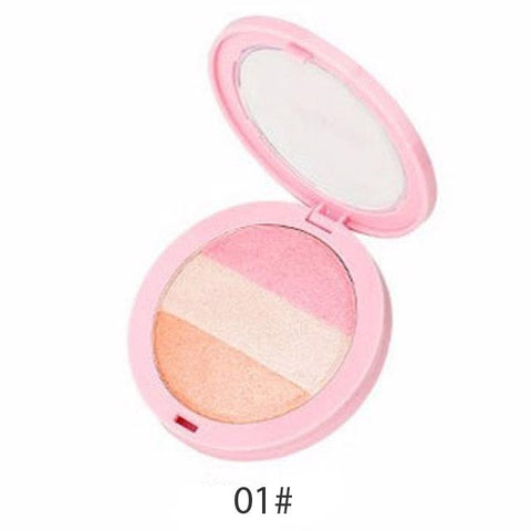 Image of Three Color Blush [4 Variants]