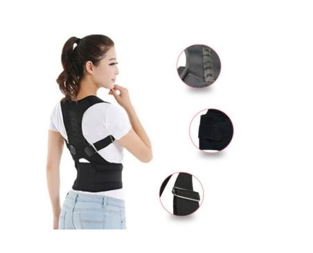 Image of Posture Therapy Back Brace