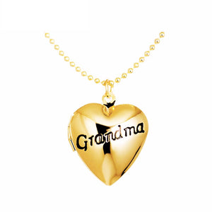 Grandma Pendant Necklaces [2 Colors]