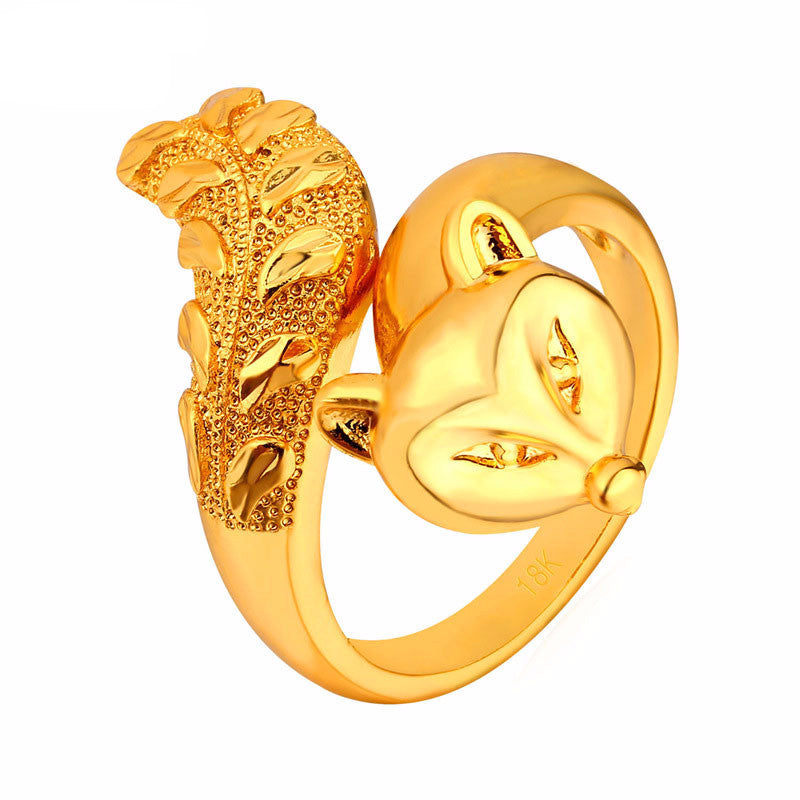 Feiry Fox Ring [ 2 Colors]