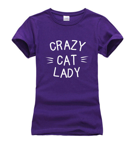 CRAZY-CAT-LADY-Printed-women-fashion-brand-T-shirts-2017-summer-cotton-Harajuku-fitness-t-shirt