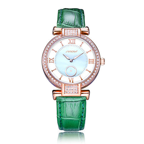 New-Colorful-Diamond-Watch-Women-Golden-Dress-Geneva-Clock-Luxury-Brand-Leather-Strap-Lady